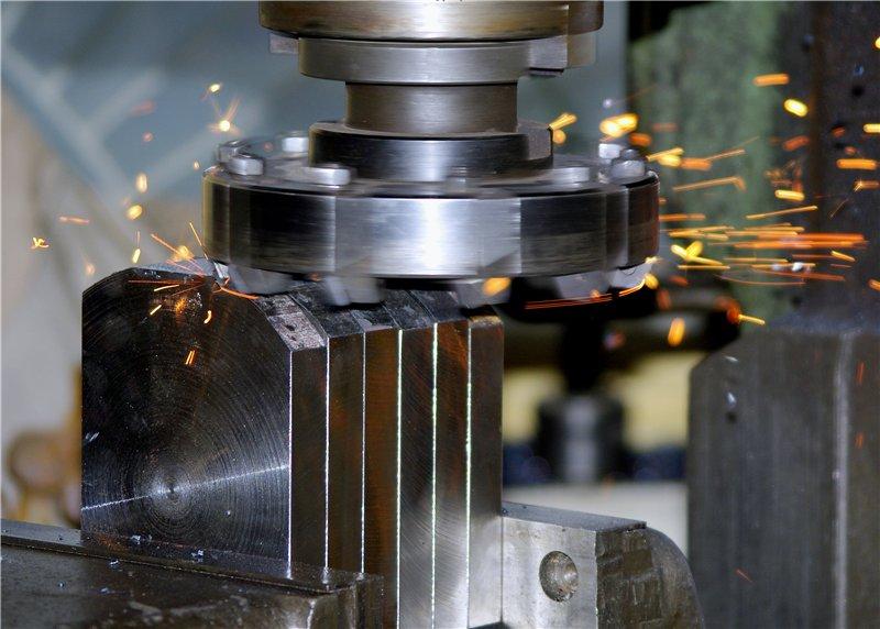 Технология фрезеровки металла