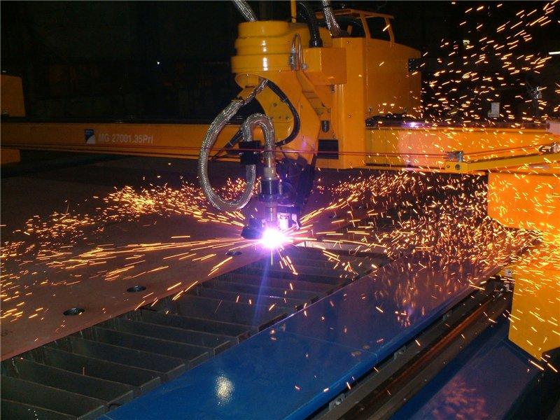 Принцип и технология плазменной резки металла