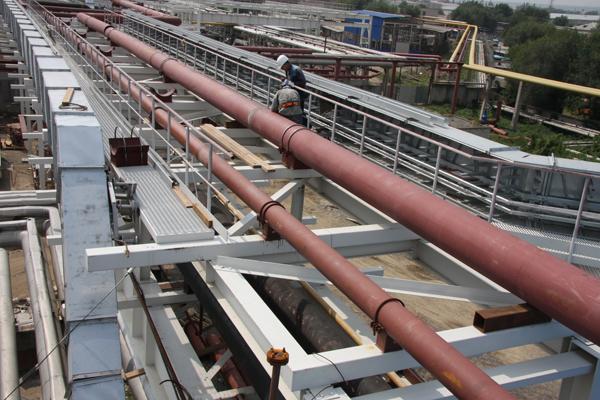 Cкользящая опора для трубопроводов