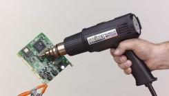 Выбор и конструирование фена для пайки микросхем