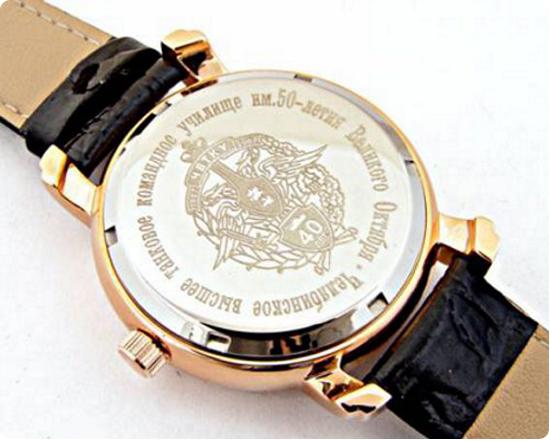 Алмазная гравировка ювелирных часов бормашиной