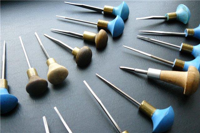 Инструменты для гравировки