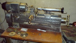 Сборка токарного станка по металлу своими руками