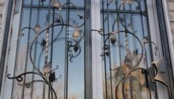 Как сделать решетку на окно своими руками?