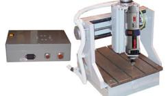 Применение малогабаритных фрезерных станков с ЧПУ по металлу