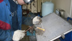 Инструкция по пайке радиаторов охлаждения двигателя