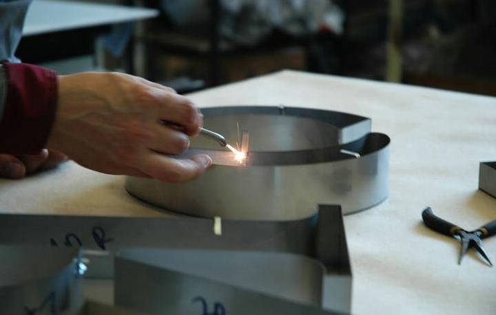 Методы и аппараты точечной сварки
