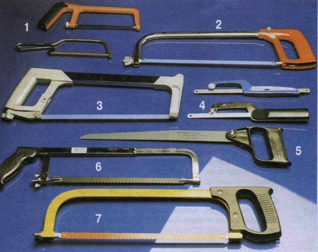 Ручные ножовки