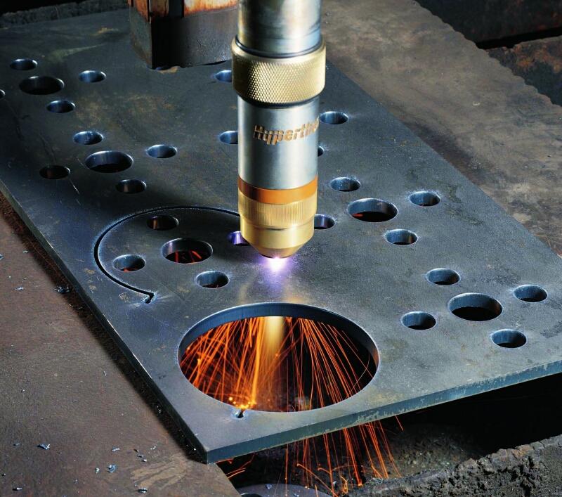 Технология и методы лазерной резки алюминия