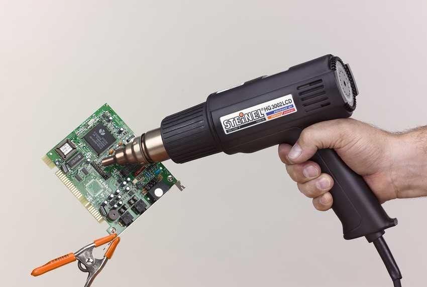 Как сделать фен в домашних условиях